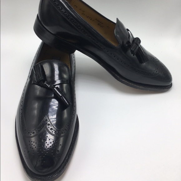 0997bc3d48b Johnston   Murphy Other - Johnston Murphy Black Leather Shoes Size 9.5